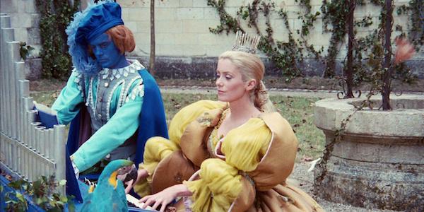 Catherine Deneuve in Jacques Demy's  Donkey Skin