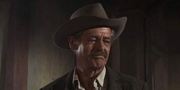 Robert Ryan in Sam Peckinpah's  The Wild Bunch