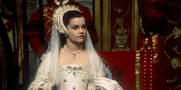 Genevieve Bujold in Charles Jarrott's  Anne of a Thousand Years