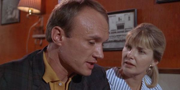 James Olson and Joanne Woodward in Paul Newman's  Rachel, Rachel