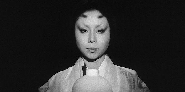 Nobuko Otowa in Kaneto Shindo's  Kuroneko