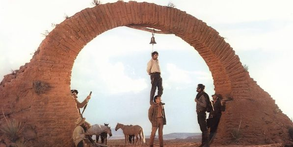 Sergio Leone's  Once Upon a Time in the West
