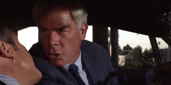 Lee Marvin in John Boorman's  Point Blank