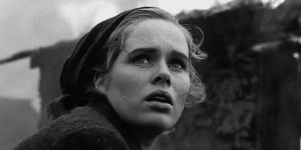 Liv Ullmann in Ingmar Bergman's  Persona