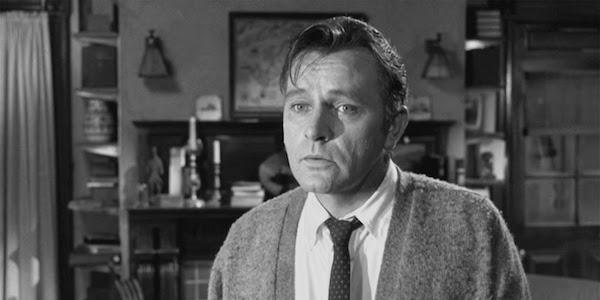 Richard Burton in Mike Nichols'  Who's Afraid of Virginia Woolf?