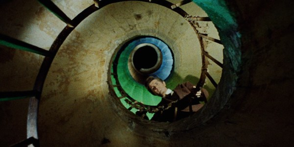Giacomo Rossi Stuart in Mario Bava's  Kill Baby, Kill!