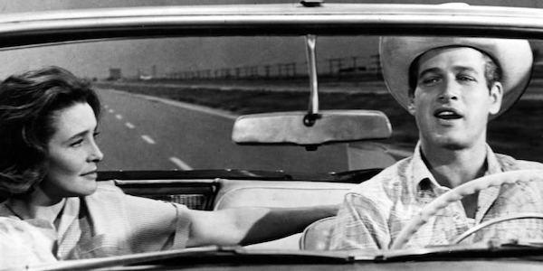 Paul Newman and Patricia Neal in Martin Ritt's  Hud
