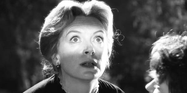 Deborah Kerr in Jack Clayton's  The Innocents
