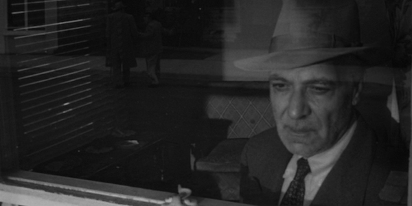 Joseph Calleia in Orson Welles'  Touch of Evil