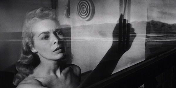 Janet Leigh in Orson Welles'  Touch of Evil