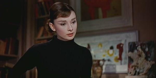 Audrey Hepburn in Stanley Donen's  Funny Face