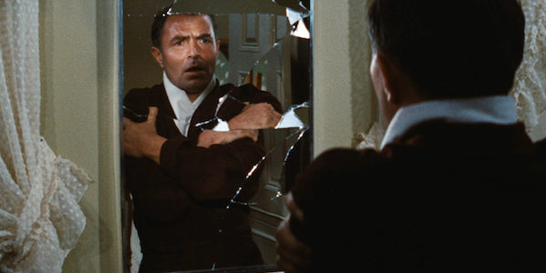 James Mason in Nicholas Ray's  Bigger Than Life