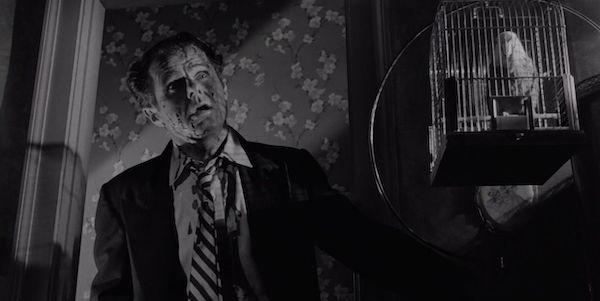 Elisha Cook, Jr in Stanley Kubrick's  Killing
