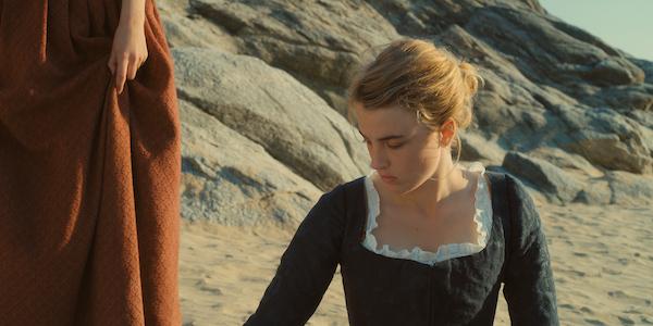 Adèle Haenel in Céline Sciamma's  Portrait of a Lady on Fire