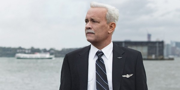 Tom Hanks in Clint Eastwood's  Sully