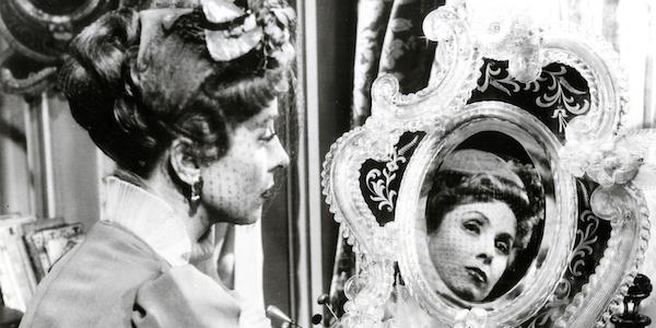 Danielle Darrieaux in Max Ophüls'  Madame de…