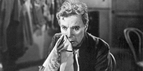 Charles Chaplin in Chaplin's  Limelight