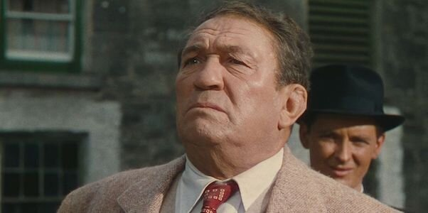Victor McLaglen in John Ford's  The Quiet Man