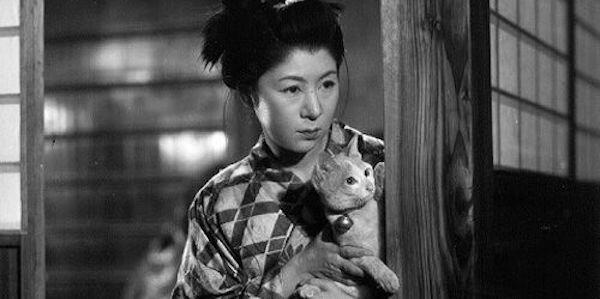 Kinuyo Tanaka in Kenji Mizoguchi's  Life of Oharu