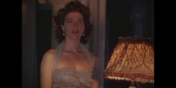 Ava Gardner in Albert Lewin's  Pandora and the Flying Dutchman