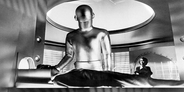 Robert Wise's  The Day the Earth Stood Still