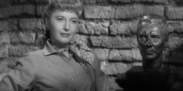Barbara Stanwyck in Anthony Mann's  Furies