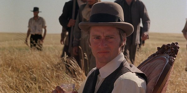 Sam Shepard in Terence Malick's  Days of Heaven