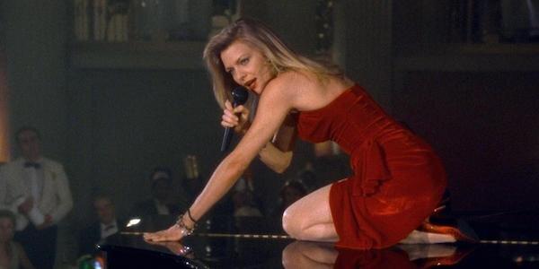 Michelle Pfeiffer in Steve Kloves'  The Fabulous Baker Boys