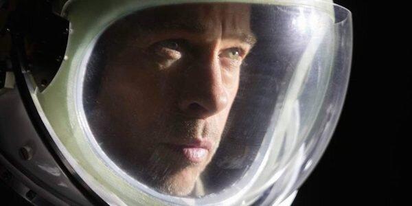 Brad Pitt in James Gray's  Ad Astra
