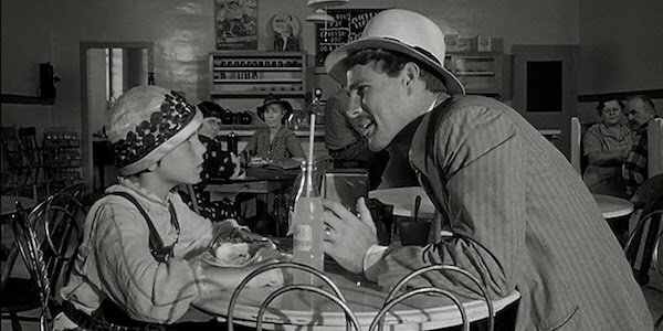 Tatum O'Neal and Ryan O'Neal in Peter Bogdanovich's  Paper Moon