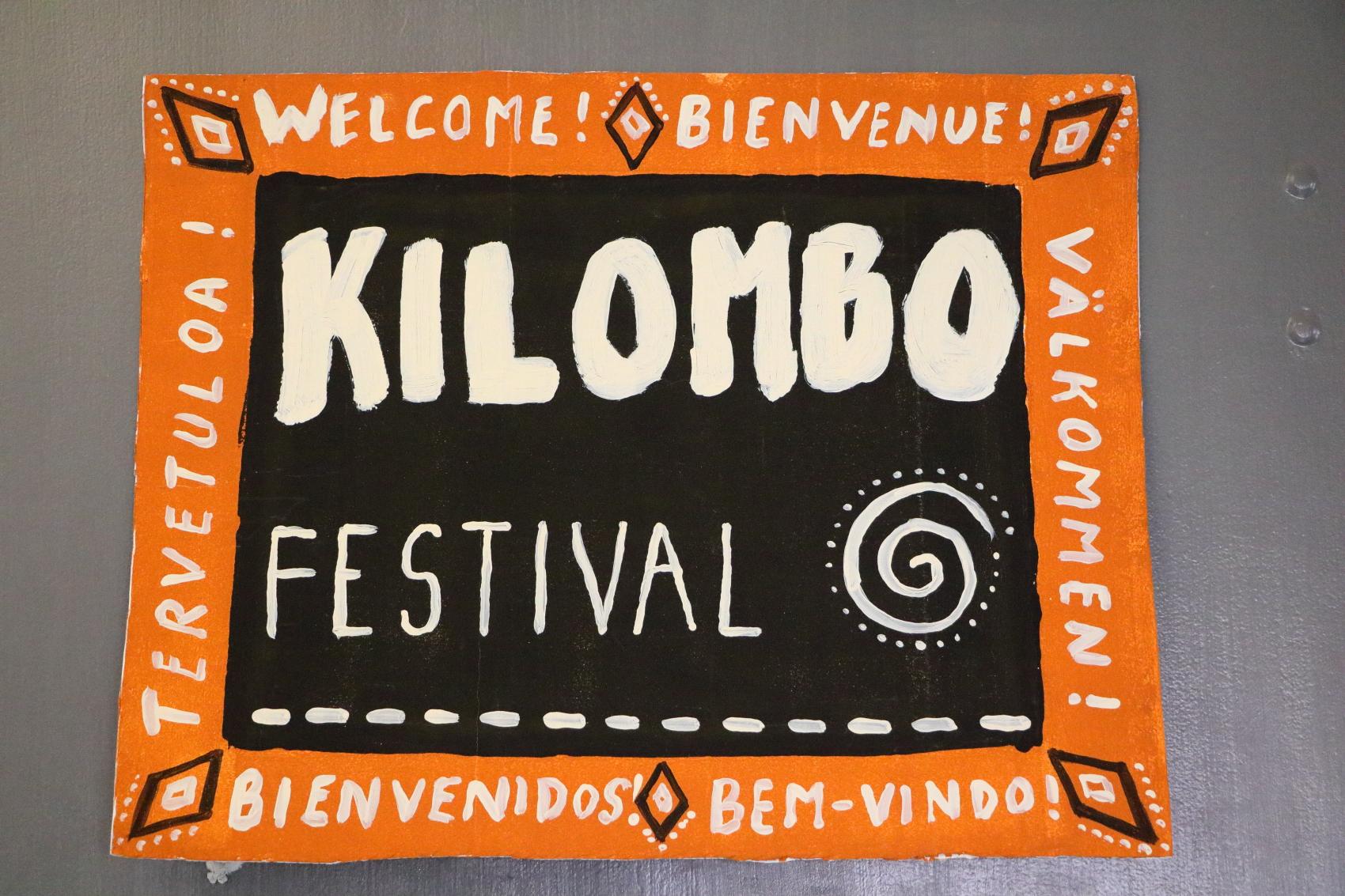 Kilombo 2016 photos: Lilli Rannikko