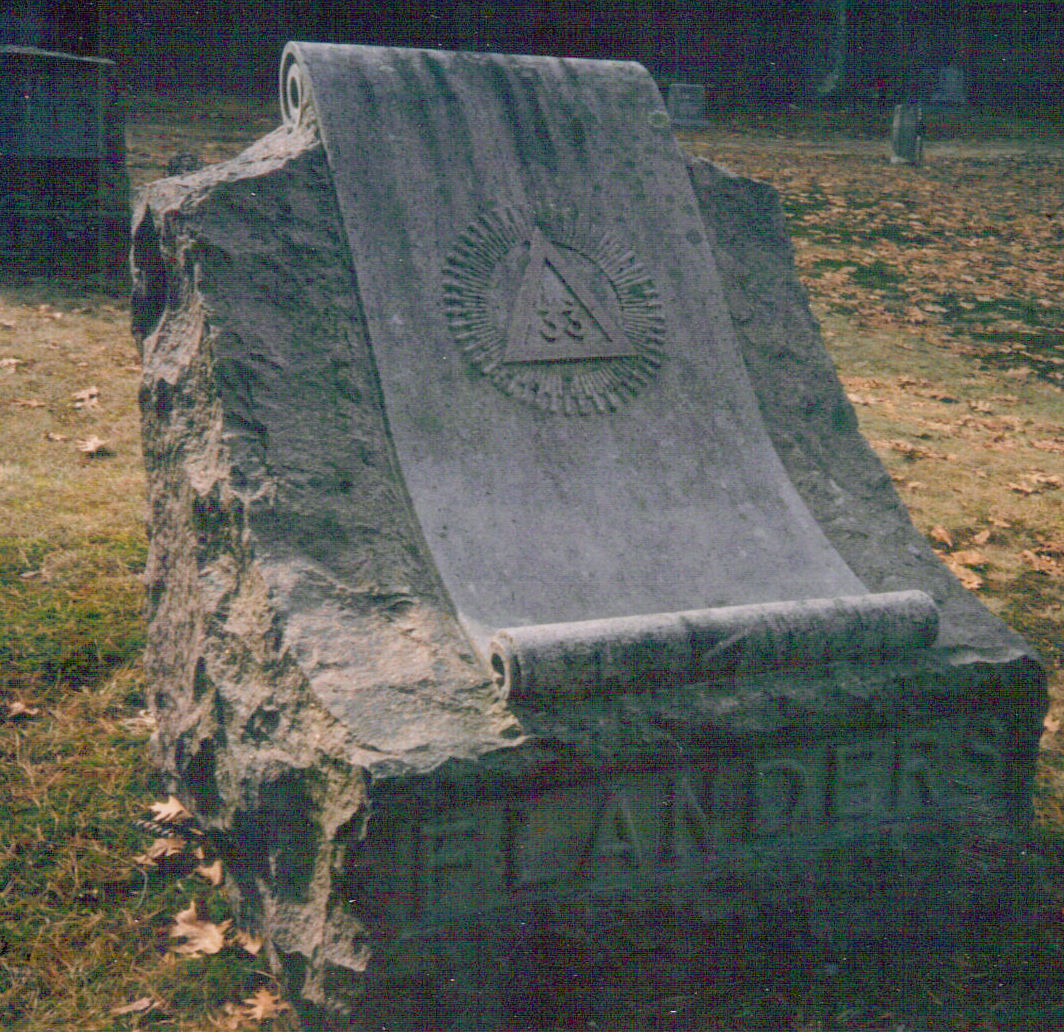 Flanders 33 Degree Mason  Weare, New Hampshire