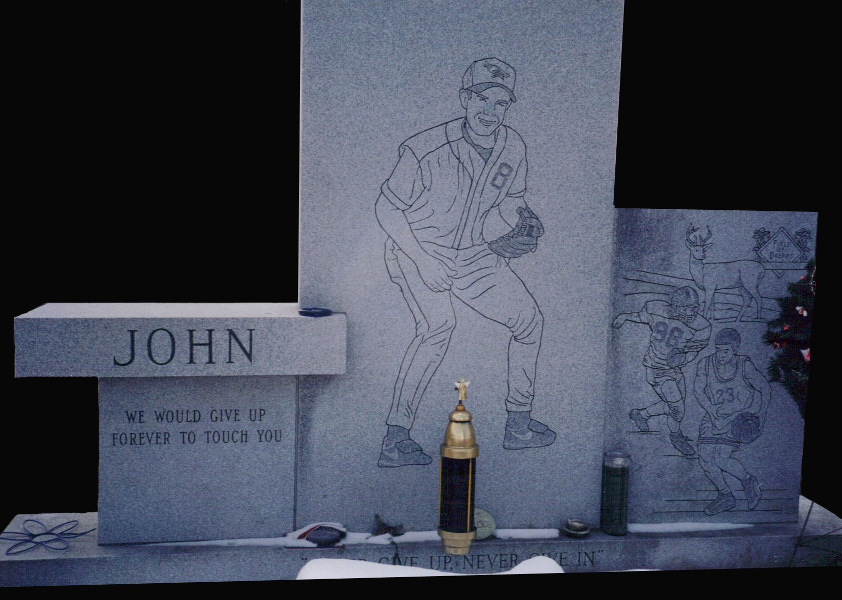 Steeled Barre, VT Granite Athlete Tribute
