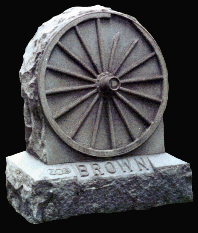 Rock Pitch Wagon Wheel