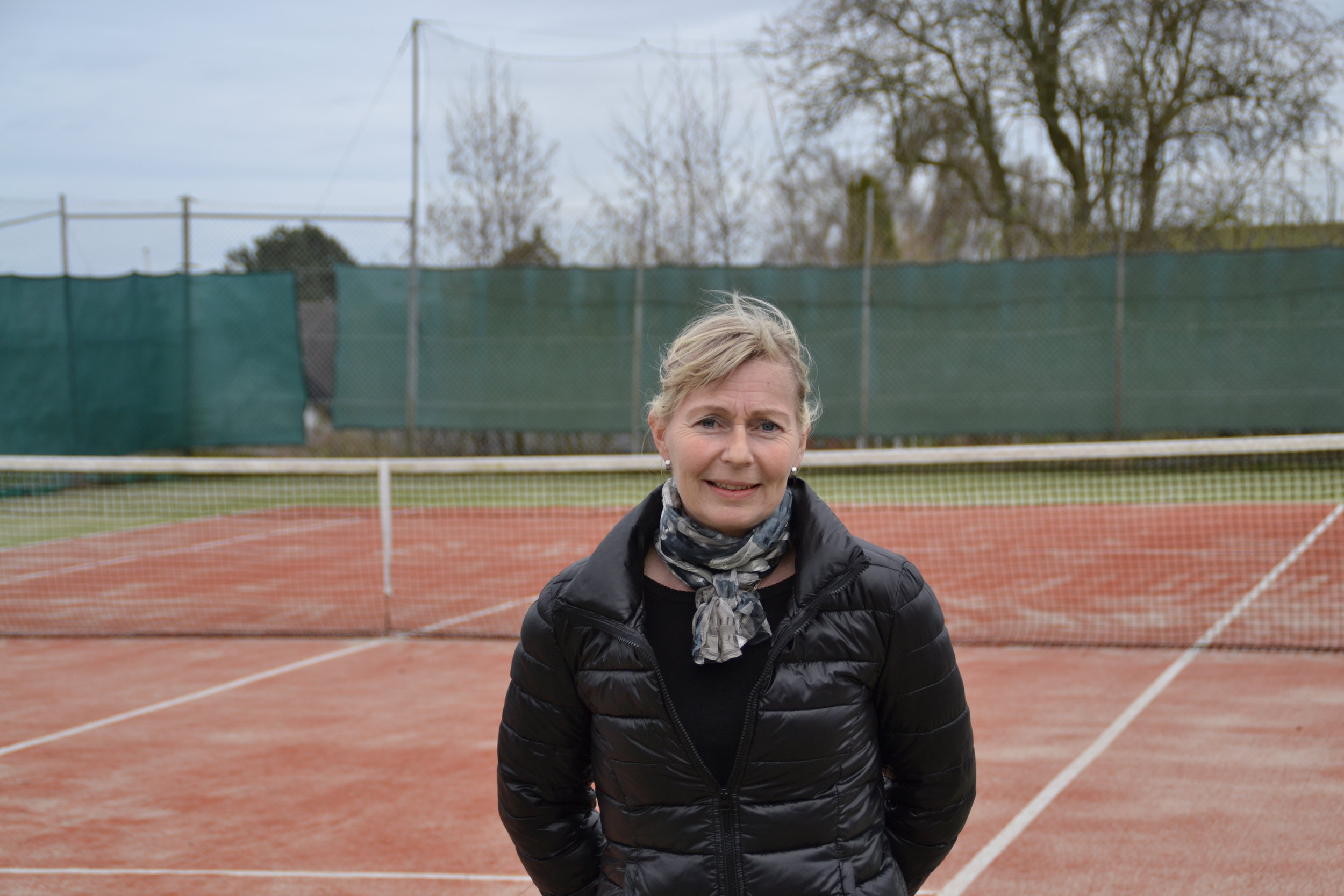 Helen Grønager - Suppleant 2 I bestyrelsen siden: ???? På valg hvert år