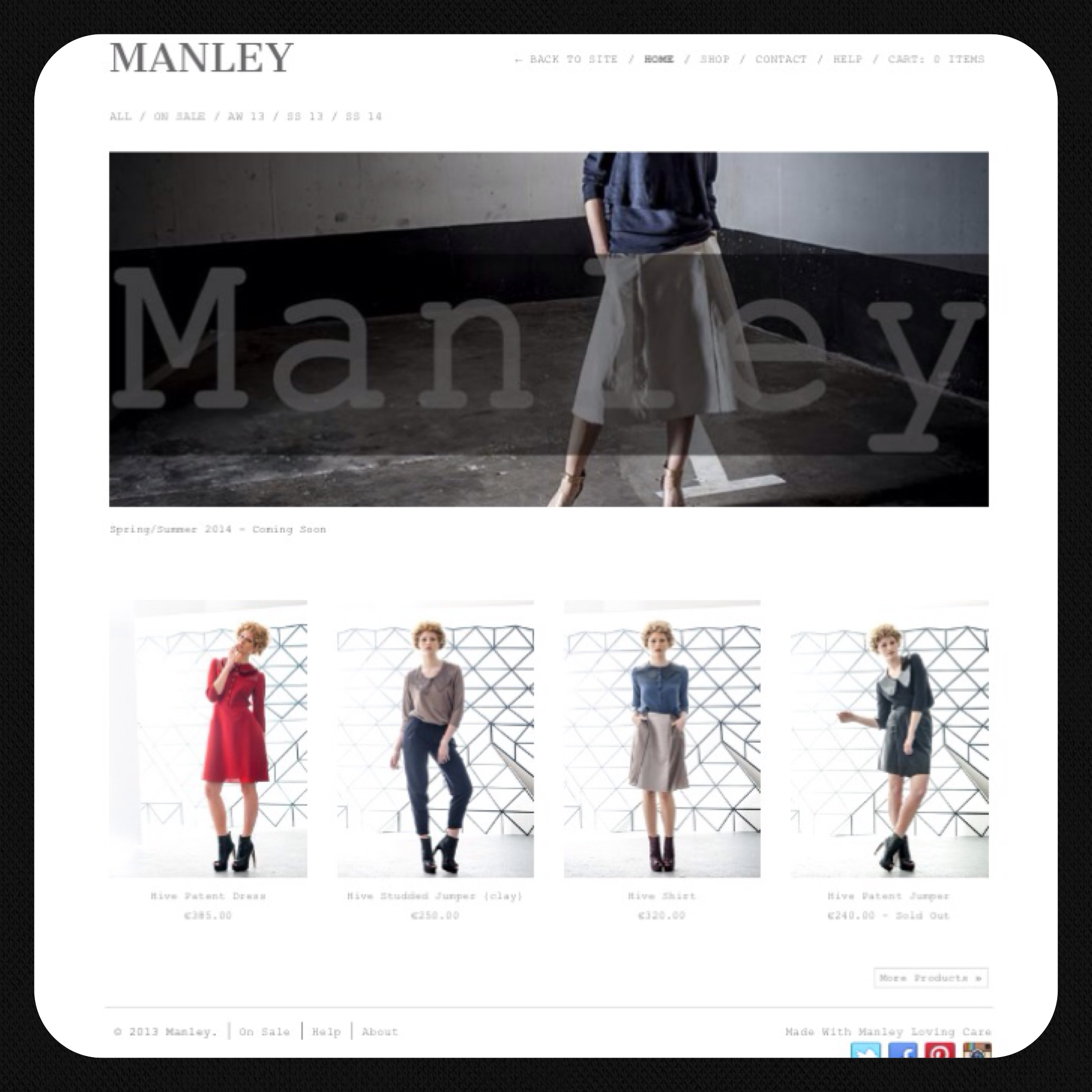 Blog Post Manley Shop