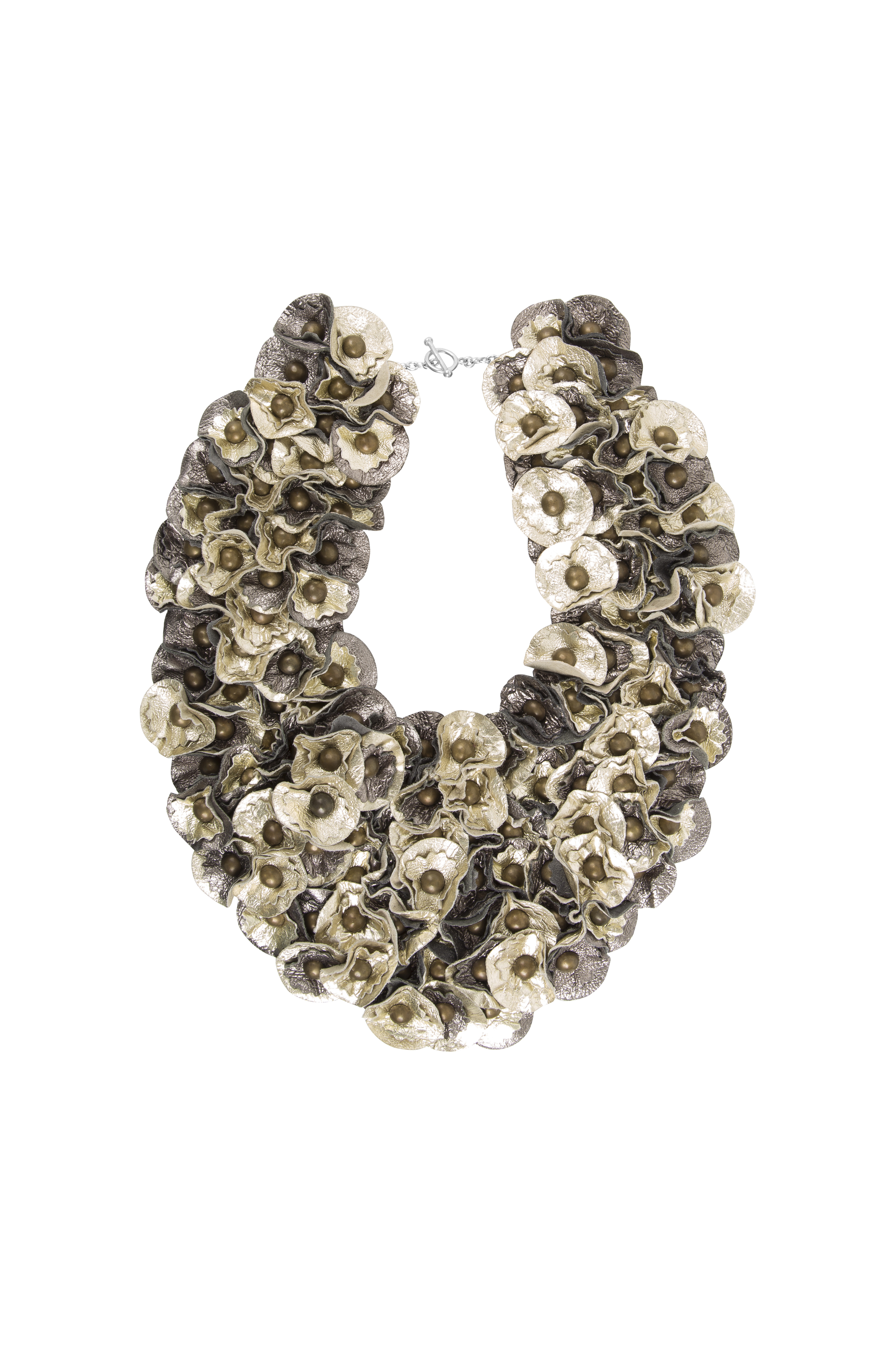 Piper Metallic Collar