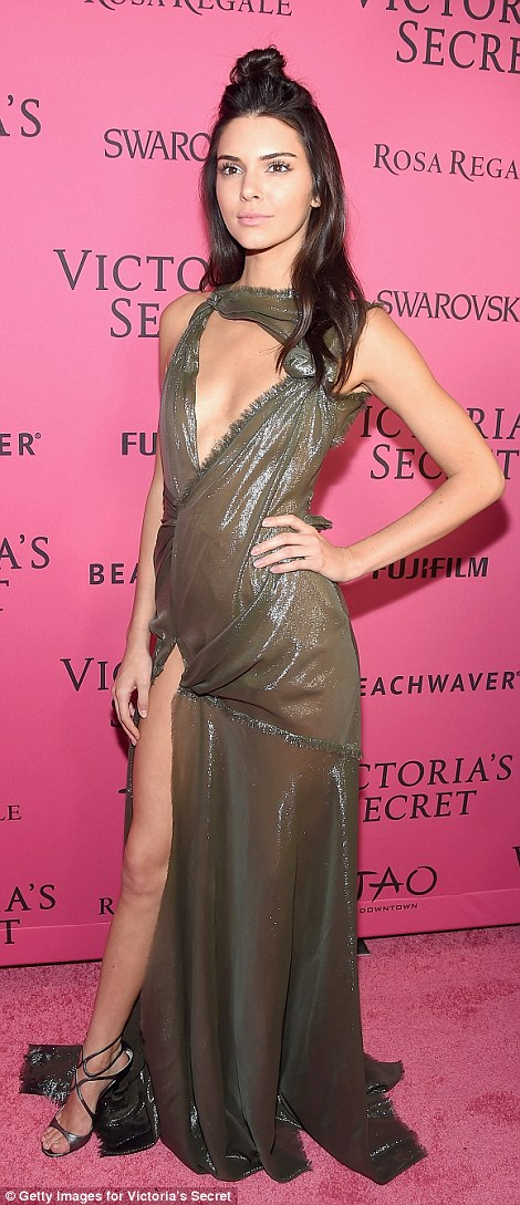 Kendall Jenner Victoria's Secret Fashion Show after party.jpg