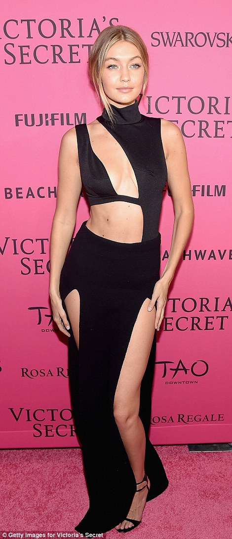Gigi Hadid Victoria's Secret Fashion Show after party.jpg