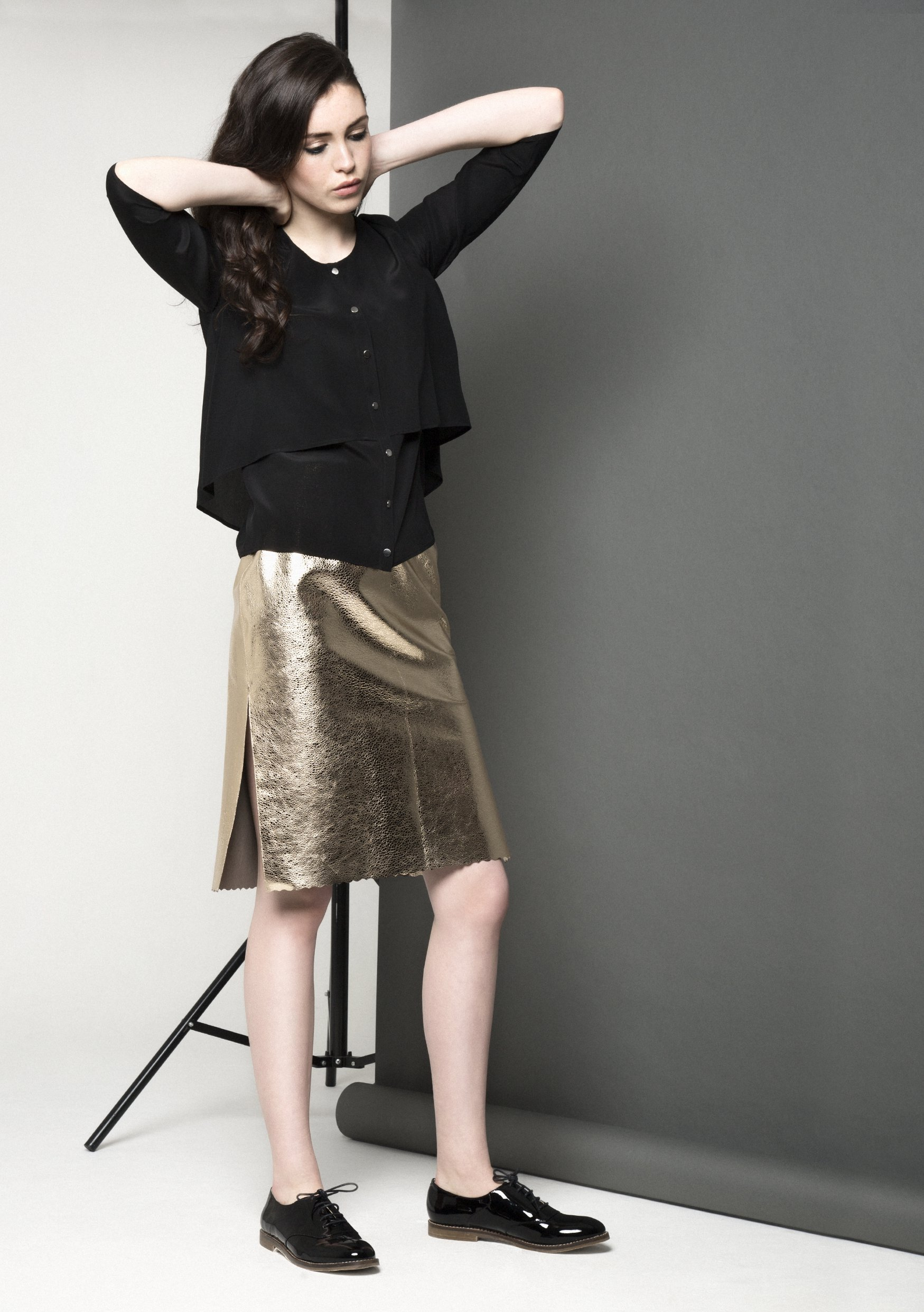 Manley AW15 Carly Shirt €297, Maya Skirt €378.jpg