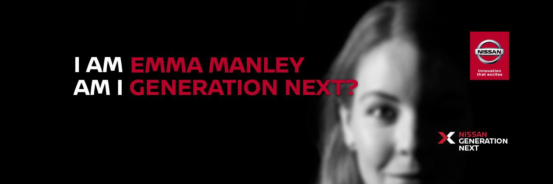 Emma Manley Generation Next
