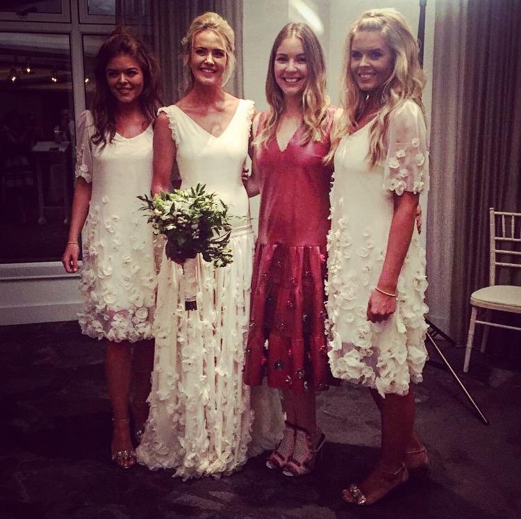 Aoibhin Garrihy Manley Wedding Dress