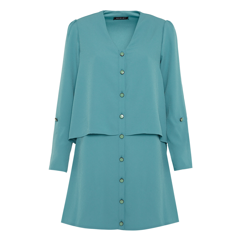 Manley SS17 - Layla Dress - Mint €275.jpg
