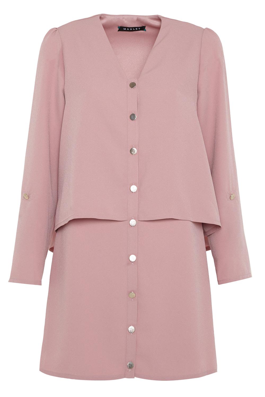 Manley SS17 - Layla Dress - Pink €270.jpg