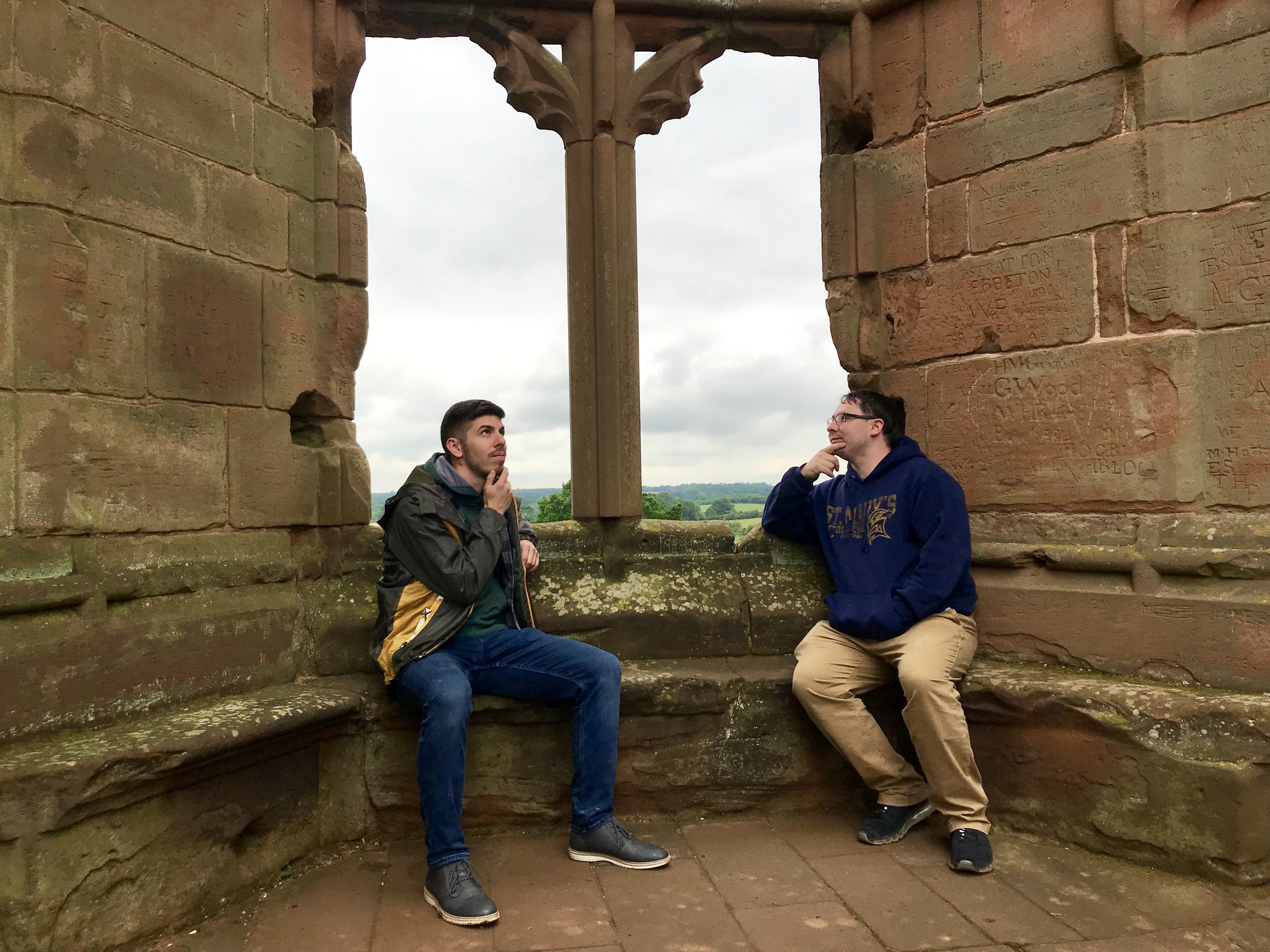 TheBoys at Kenilworth Castle.JPEG
