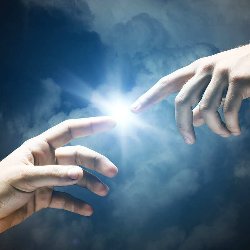 Evolutionary psychologists have demonstrated a strong relationship between touch and trust