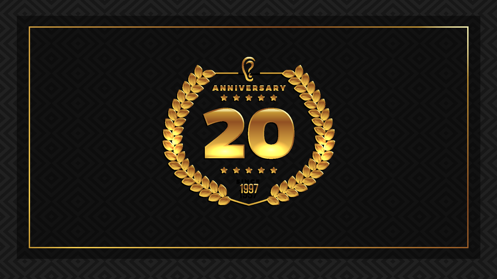 20th Anniversary Crest