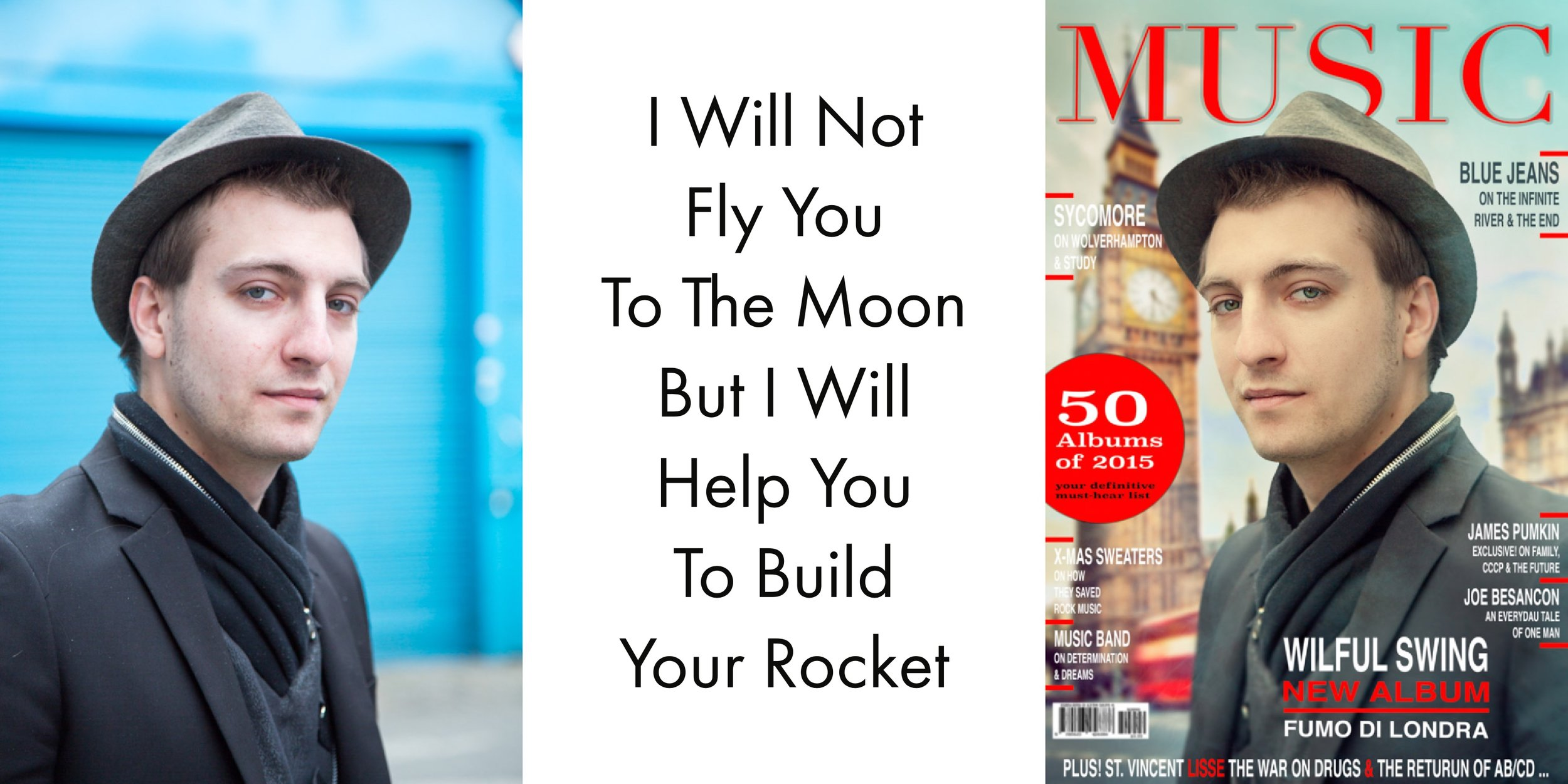 I Will Not Fly You To The Moon, But I Will Help You To Build Your Rocket