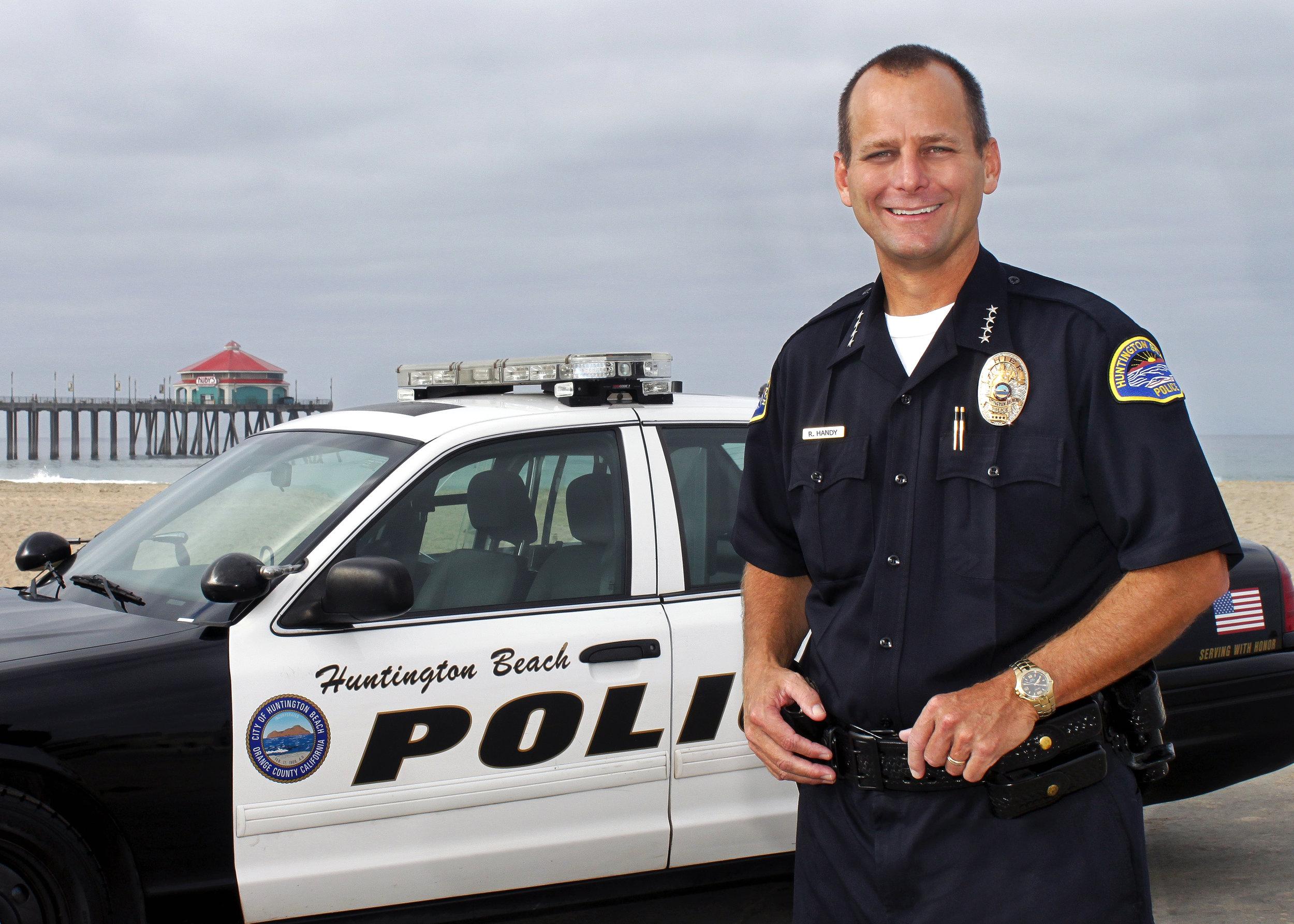 Detective Sergeant Jeff Mundy