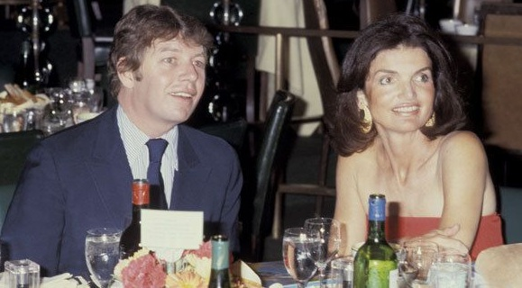 Pete and Jackie in 1979.
